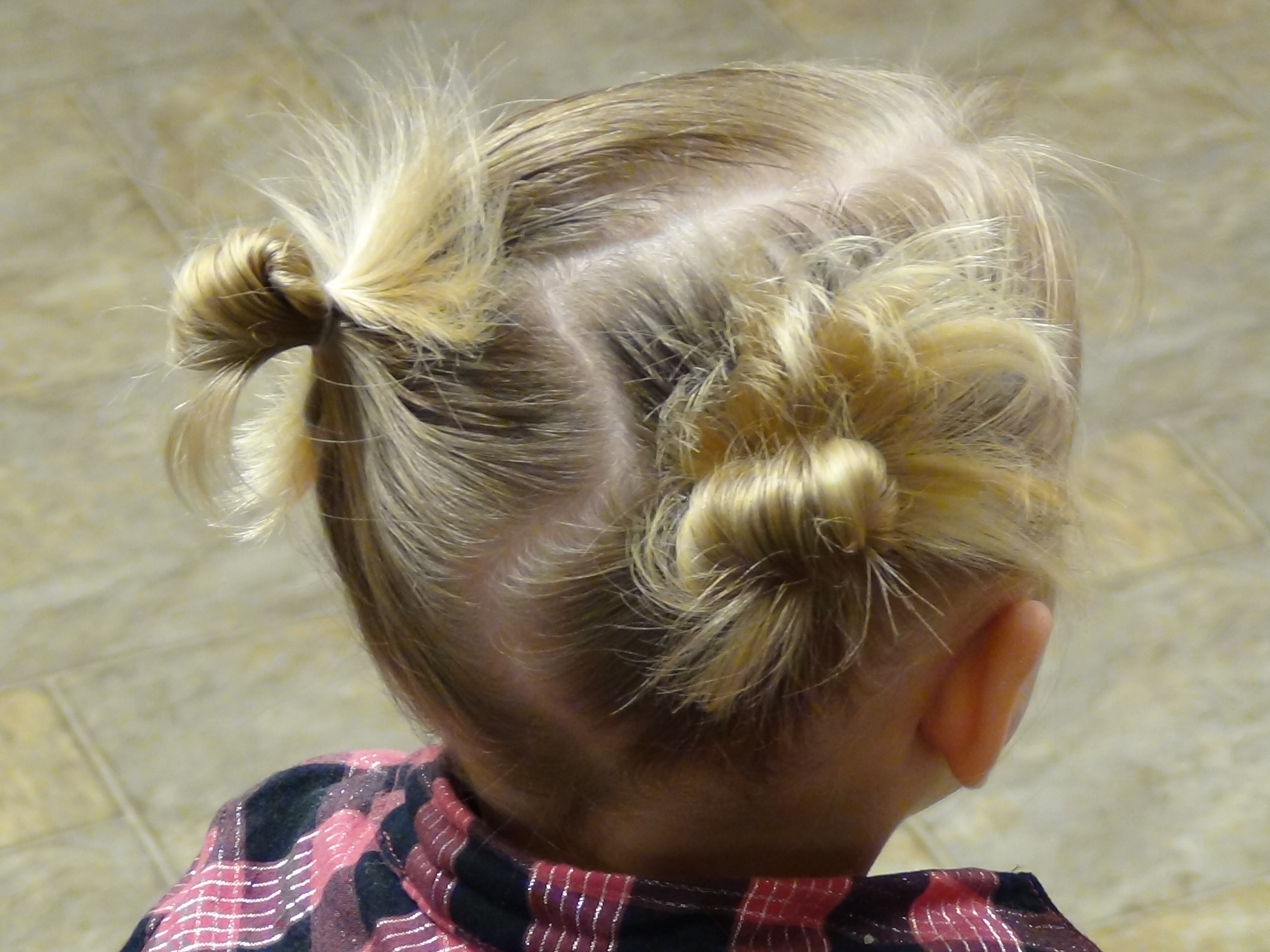 Tiny Pigtails For Little Girls Hairstyles Learn More By Visiting