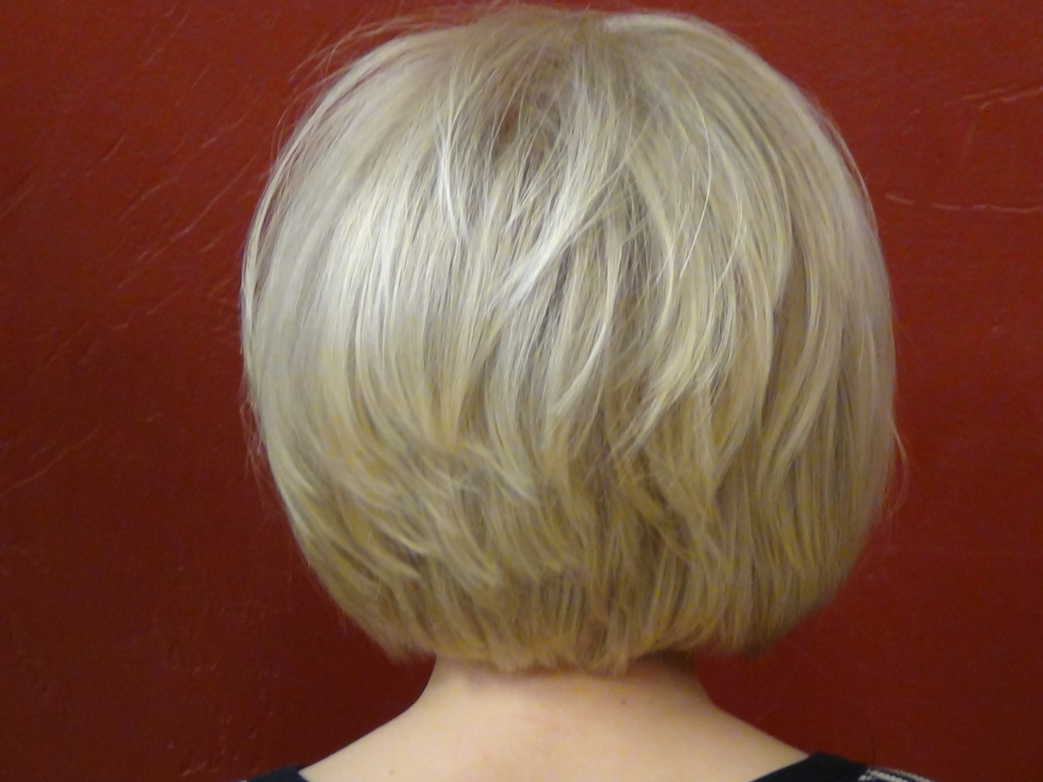 Cut Short Hairstyle Into Long Hair And Style
