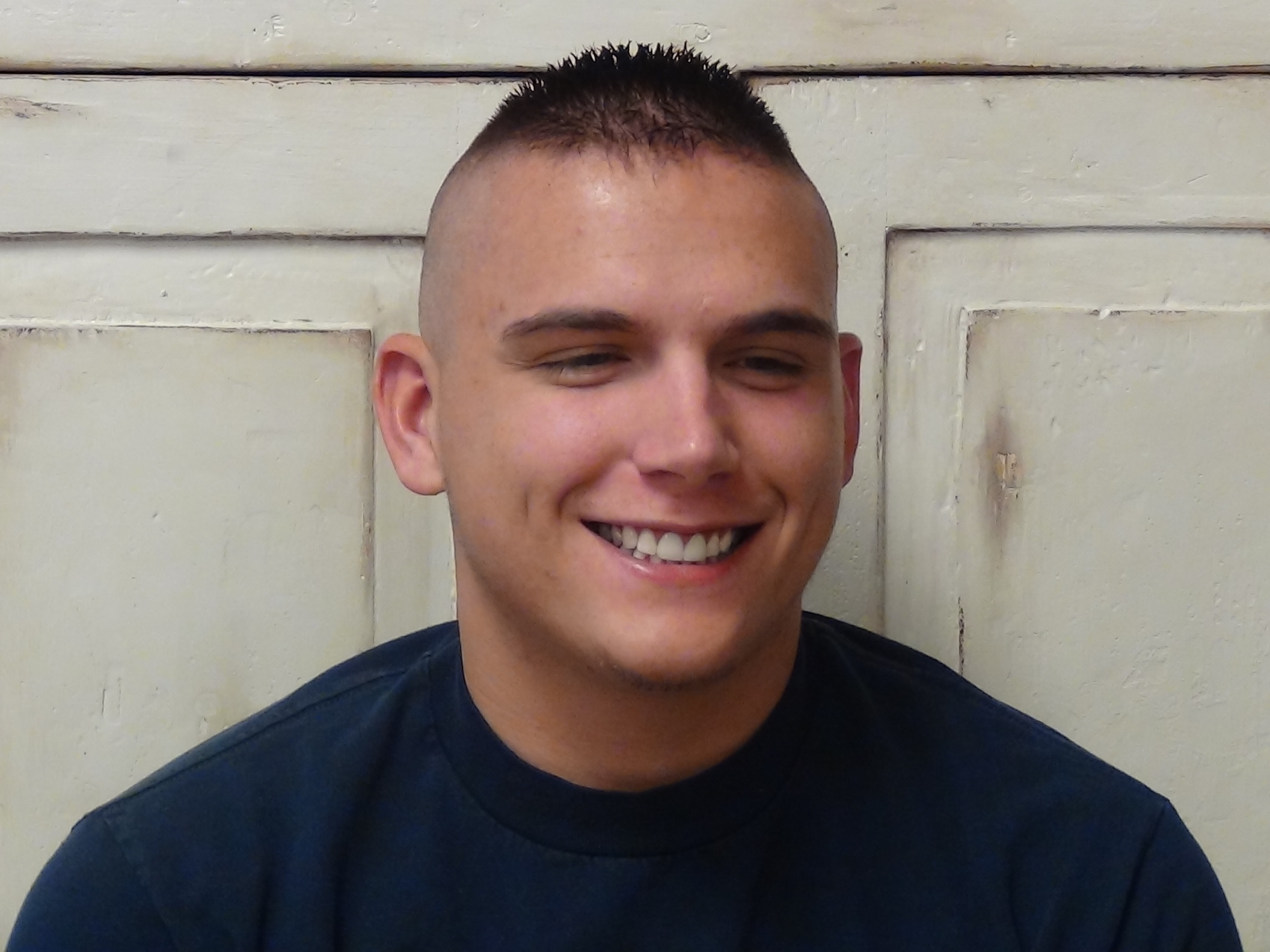High and Tight Military Cut http://www.boysandgirlshairstyles.com/how-to-do-a-high-and-tight-military-cut.html/