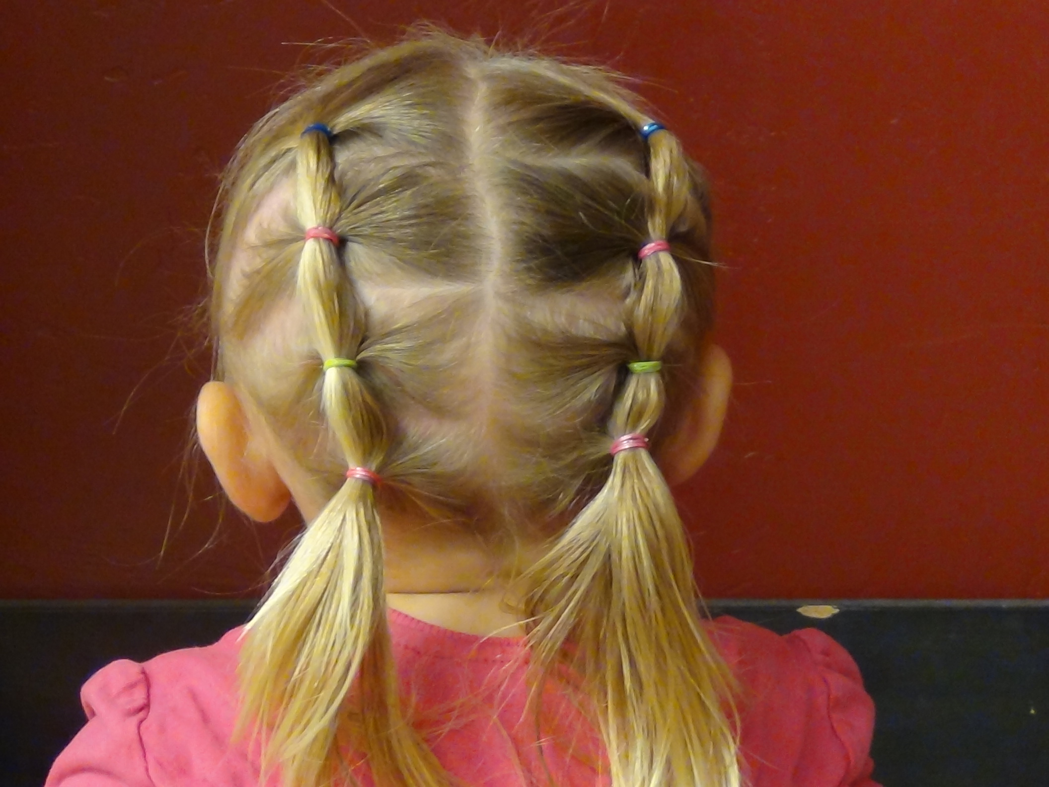Toddler Proof Pigtails Perfect Hairstyles For Girls Under