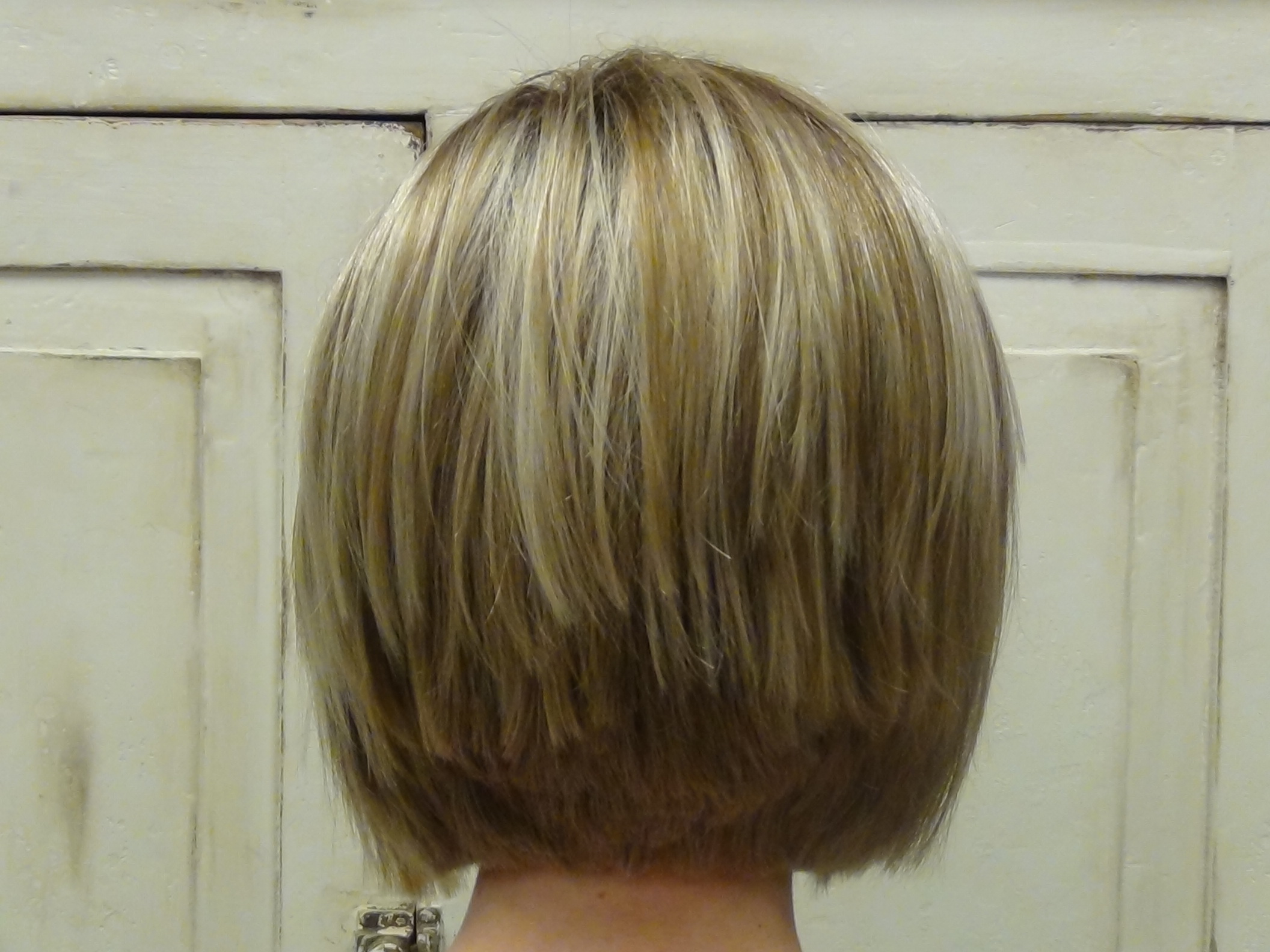 Cut And Style : Cut and Style An Aline Bobcut Hairstyle Boys and Girls Hair Styles