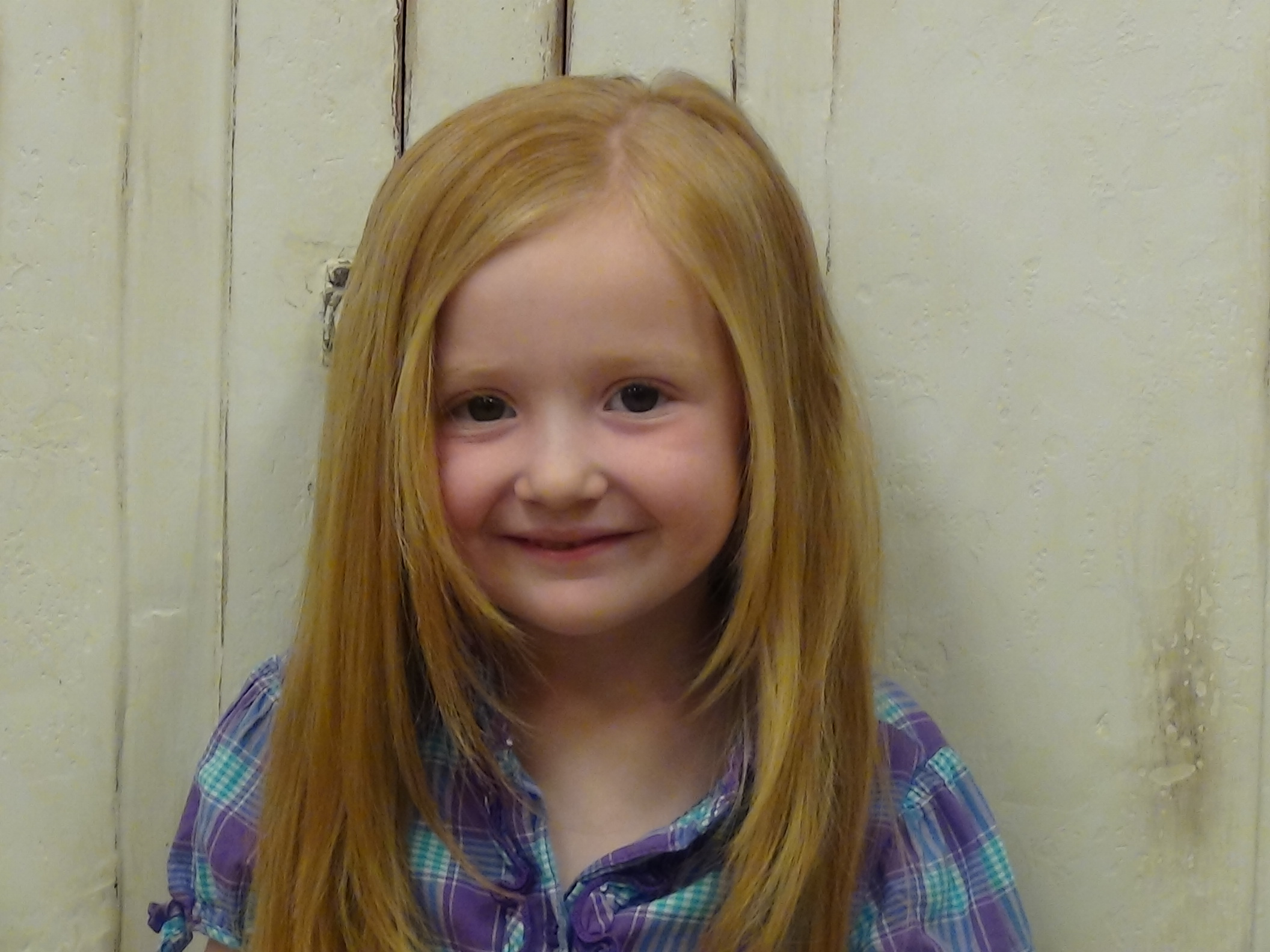 Cute And Simple Little Girls Long Hairstyle And More Boys And
