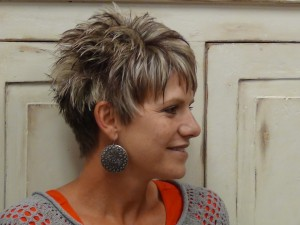 Trendy Haircut Perfect for Short Hair