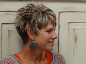 Trendy Haircut Perfect for Short Hair