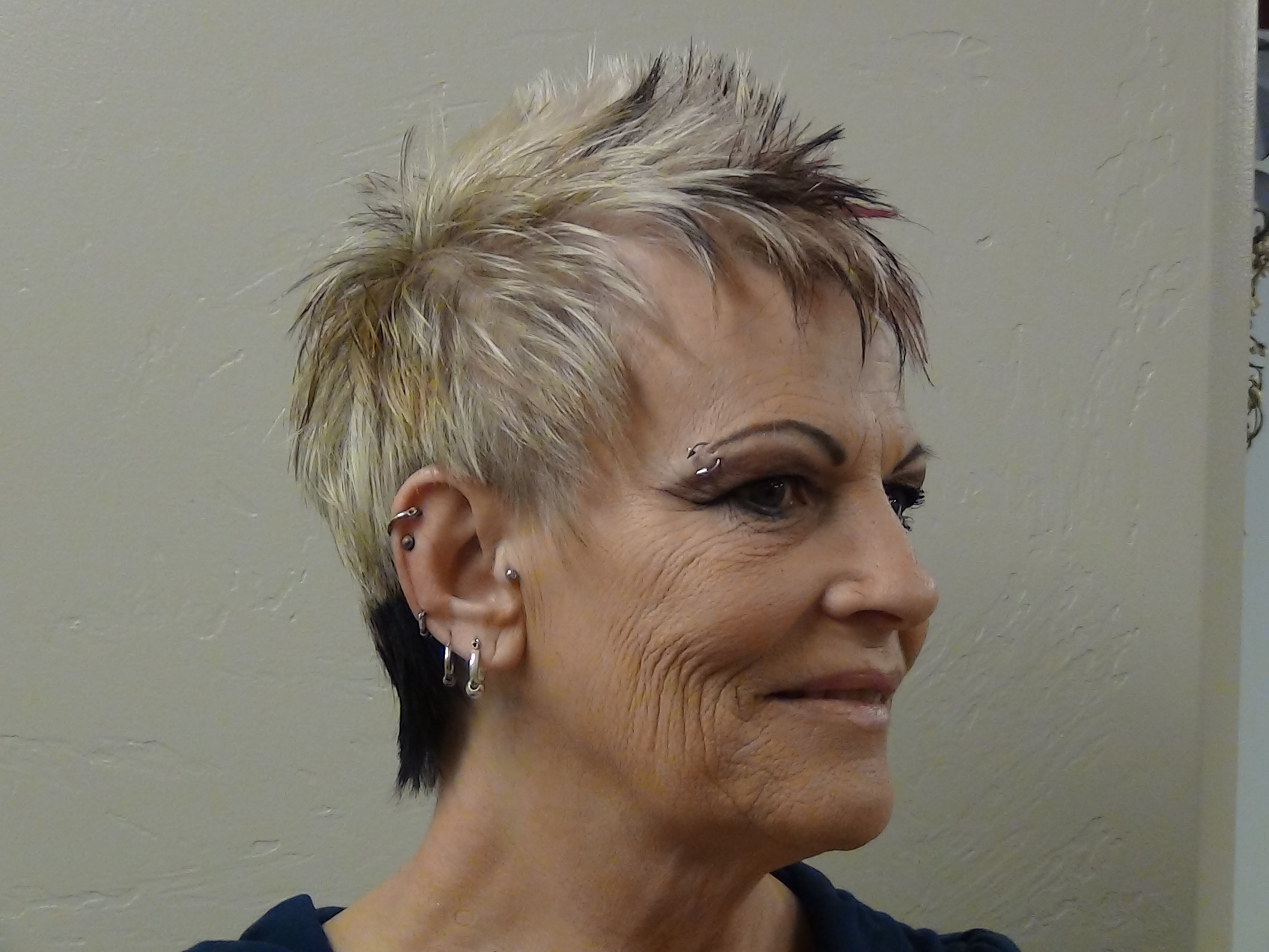 cut and style ladies faux hawk | boys and girls hair styles