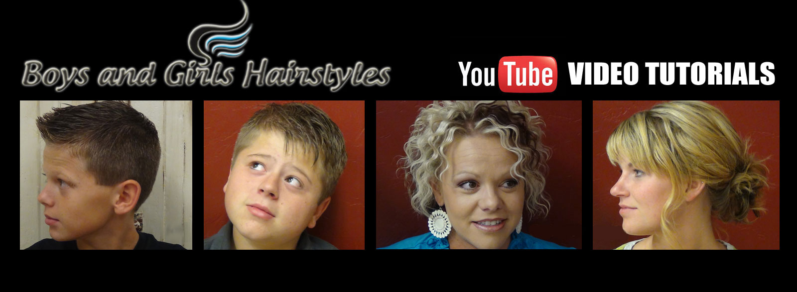 Boys and Girls Hair Styles