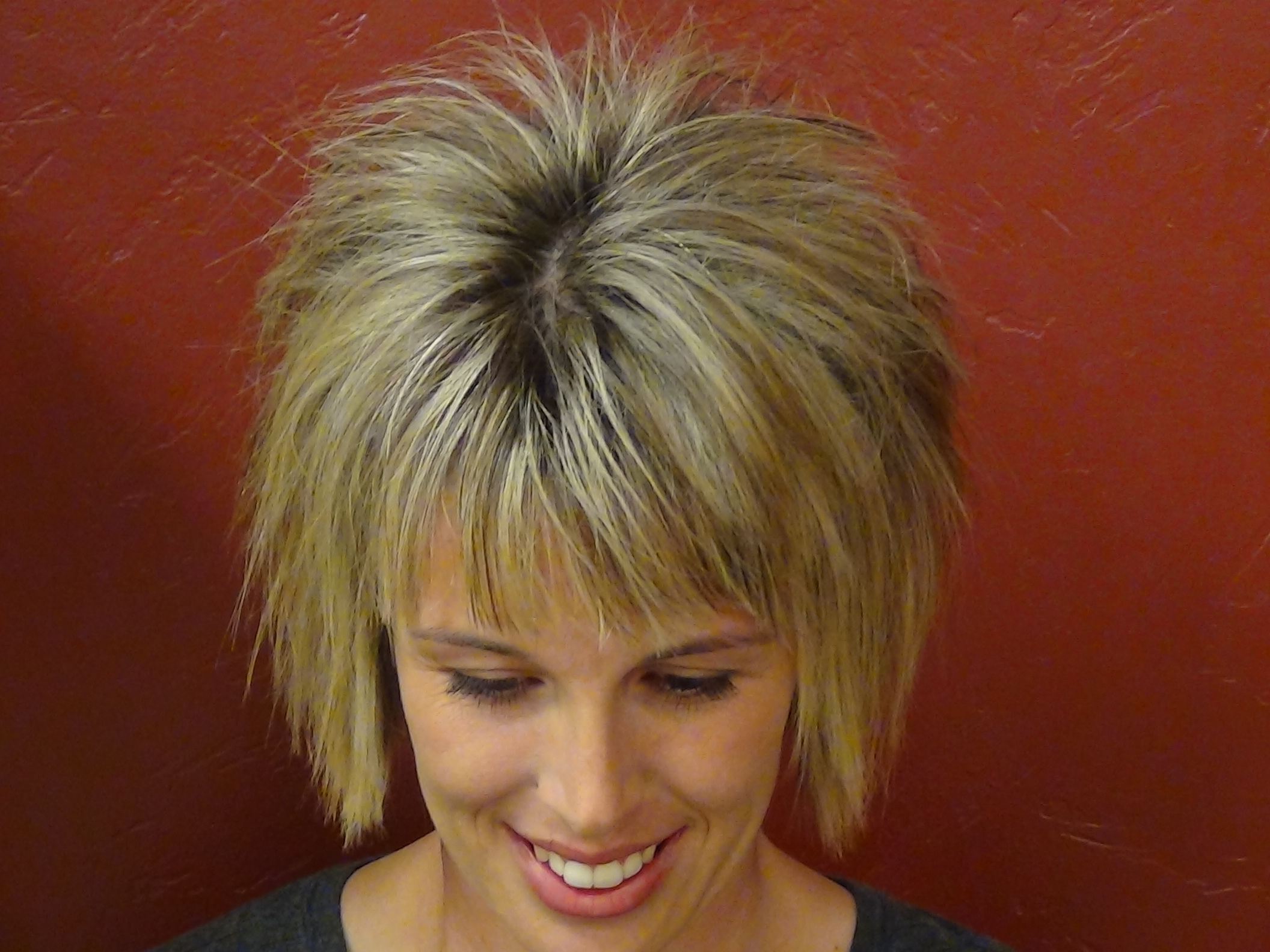 Hairstyle Stacked Bob Haircut