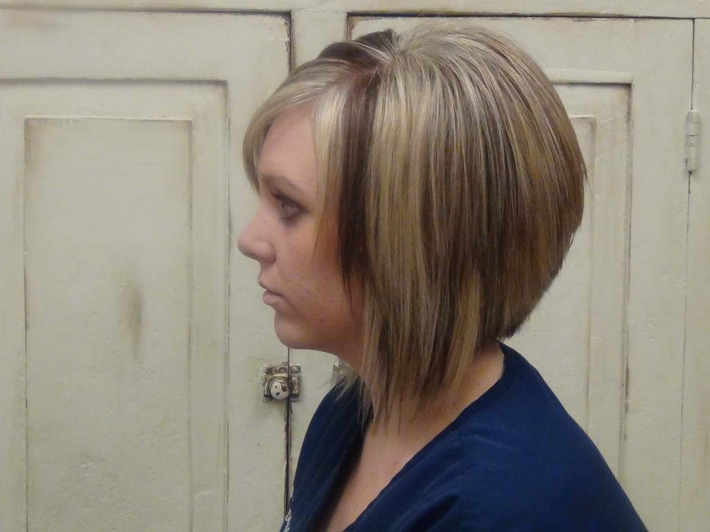 Long Hair Styles And Cuts: Style A Medium A-line Haircut Into Long Hair Hairstyle