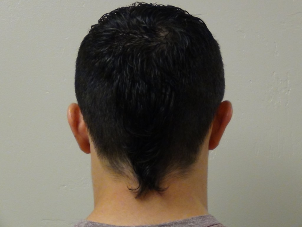 Boys Short Haircut With Tail Hairstyle Boys And Girls