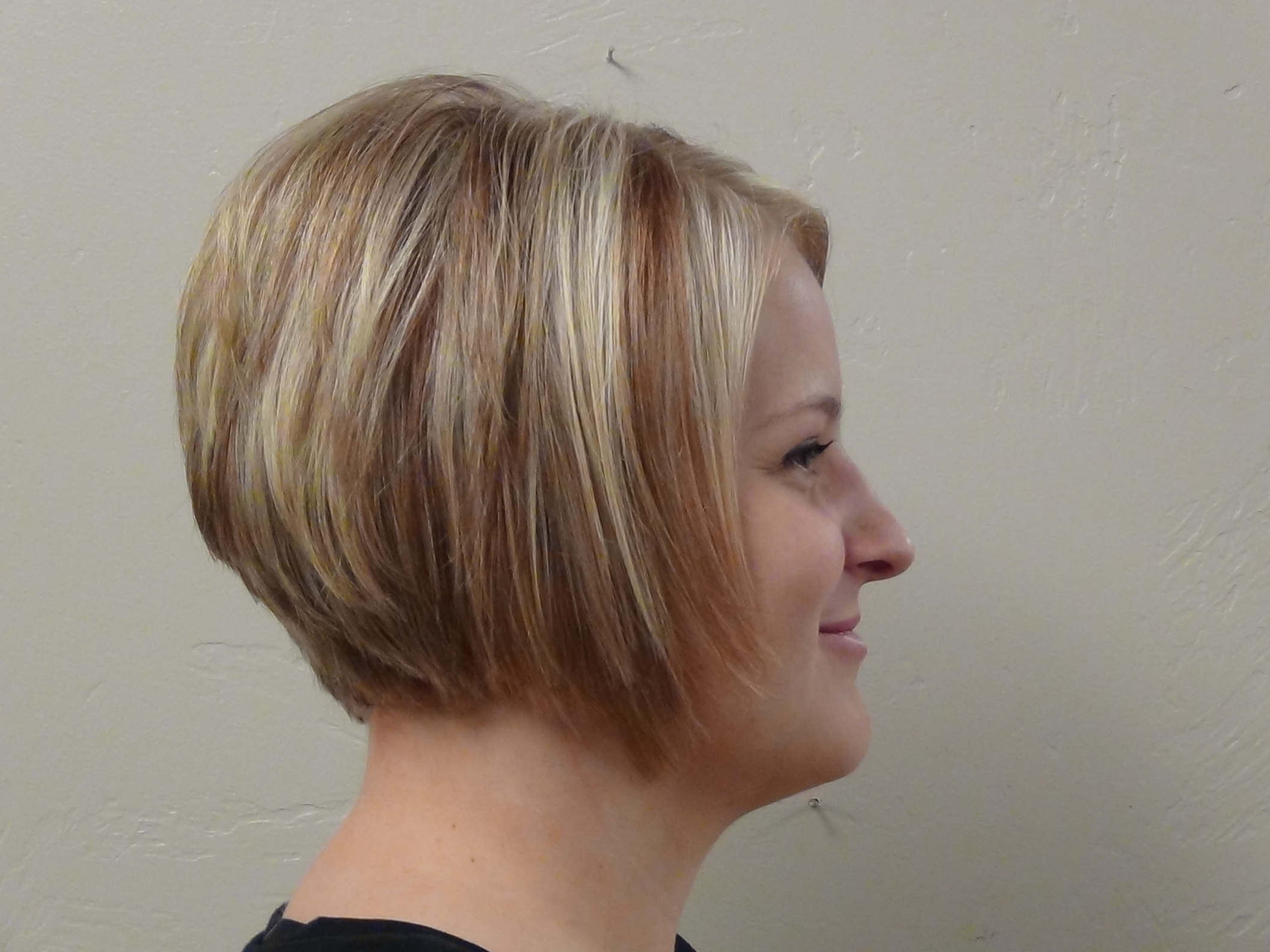 Thicken Hair With A Line Haircut Or Bob Cut Hairstyle Update Boys