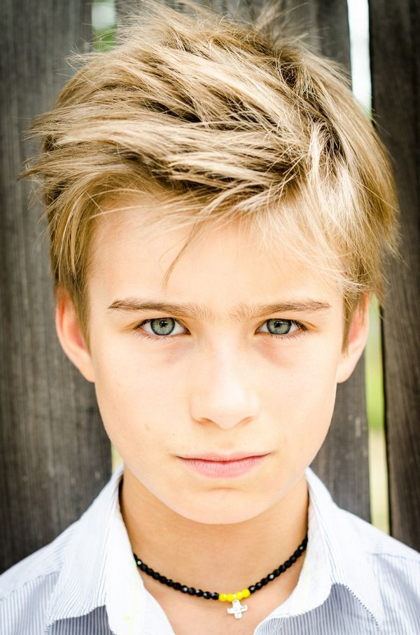 Short Messy Hairstyle For Boys Boys And Girls Hairstyles