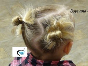Pigtail Hairstyles for Little Girls