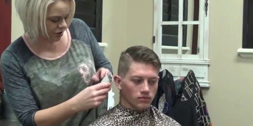 Young Men Haircuts and Haircut Styles Men