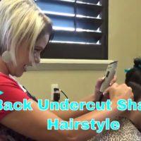 undercut hairstyle
